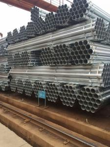 Galvanized  steel pipe for home decoration