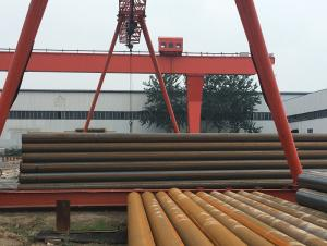 Seamless steel pipe a variety of high quality API 5L