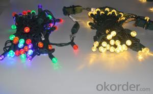 G12 LED light string decorative light waterproof hanging socket outdoor light