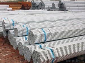 hot dip galvanized steel pipe schedule 40