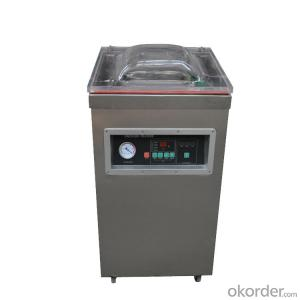 DZ400 Fully automatic vacuum packing vacuum machine