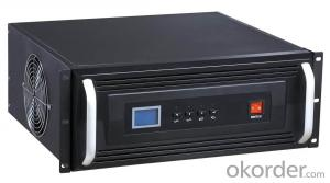 10KW Solar Inverter 96VDC to 220VAC Pure Sine Wave Power Inverter