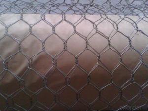 Chicken Wire Hexagonal Wire Mesh, Gabion Mesh