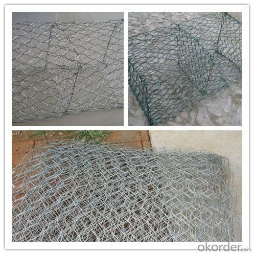 Galvanized Gabion Box High Quality From Factory Directly