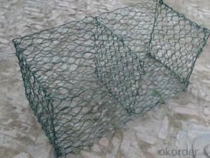 Galvanized Gabion Box with Lower Price Hot Sale Superior Quality