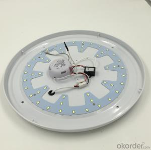 negative ion  LED ceiling lamp 24W in bedroom-XD024W11