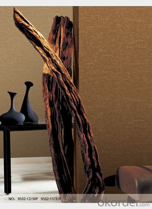 3D Natural Kashan Kampala Wallpaper Made In China With Best Selling