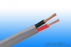 Dual-core Cable 2x1.5mm² made in China