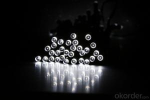 Christmas Party Decoration Outdoor Indoor Solar Battery Led Fairy String Wedding Light
