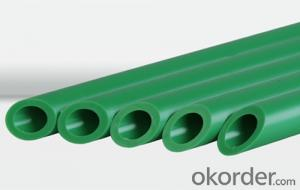 PPR Pipes Used in Industrial Fields, Agriculture and Garden Irrigation