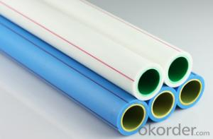 China made High Quality Low Price Plastic Ppr Pipe with New Material