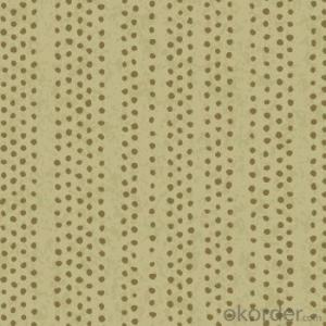 3D PVC Heat Resistant Wallpaper  Made In China