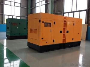 100kva/80kw  super silent cummins generator with CE approved (GDC100*S)