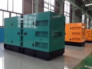 150kva/120kw  super silent cummins generator with CE approved (GDC150*S)