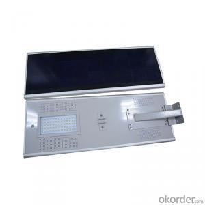 50W Solar Compact Street Light Factory Price