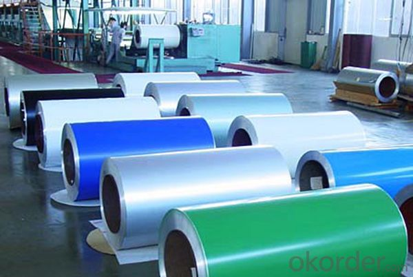 Color Coating Aluminum Coil AA1100 for Building