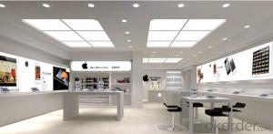 15W  LED downlight application of school, hospital, hotel