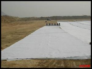 Woven Geotextile with 4190g Woven Geotextile