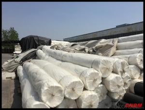 High Nonwoven Geotextile Polypropylene Fabric