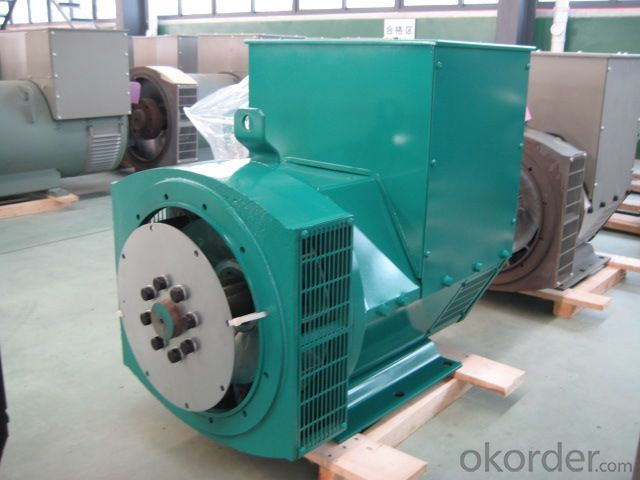 120kva/96kw three phase brushless generator with CE approved (JDG274DS)