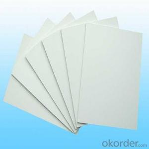 1 mm - 20 mm rigid PVC foam board and efficient production