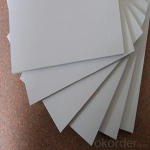 Rigid Extruded Construction Polystyrene Retardant Insulation PVC Foam Board