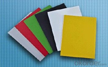 PVC  Foam Board Plastics Process Equipment