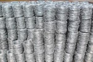Electric/Hot Dippd Galvanized Barbed Wire