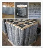Hot DIP Galvanized Barbed Wire In Good Quality