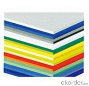 PVC  Caluka Foam Board PVC Sheet for Thermoforming
