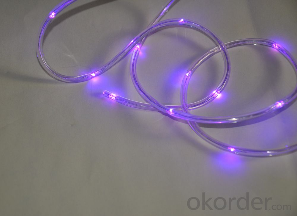 3AA Waterproof Battery Operated LED String Light with 20 Lights for Holiday Decoration.