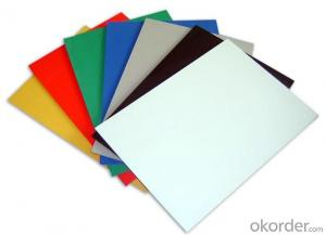 PVC  Foam  Sheets   in   Plastic  Sheets