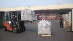 Used in EAF as Charge Coke for Steel plants with FC 92%min
