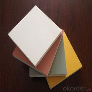 good quality pvc gypsum board/high density wpc board/wholesale pvc foam board for advertising