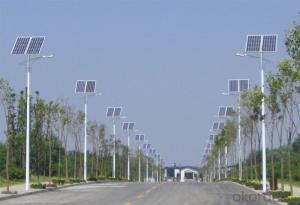 Solar LED Street Lamp AN-SLC-70W