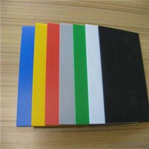 PVC Foam Sheet High Quality 1-40mm Thickness