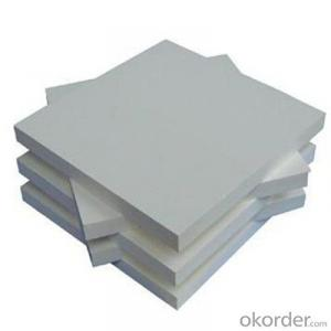 5mm Classic White Foam PVC Sheet | Foam PVC Sheet