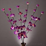 Butterfly Orchid Solar Flower Garden Light  Factory Direct