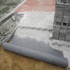Thermal  Non-Woven Geotextile for Highway,Railway,Dam