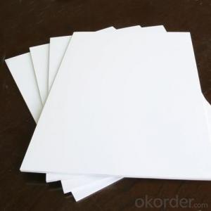 pvc fomex board with High density and good quality