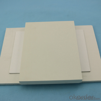 PVC Board Sheet Light High Density Embossed In China