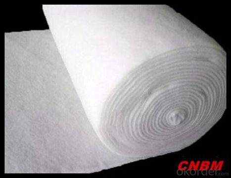 PET/PP Nonwoven Needle Punched Geotextile Fabric from China
