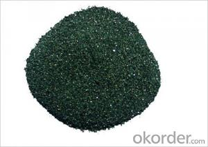 good quality metallurgical grade black silicon carbide for metal