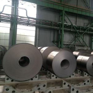 Cold Rolled Galvanized Steel Coil JIS G3302 EN10142 ASTM A653