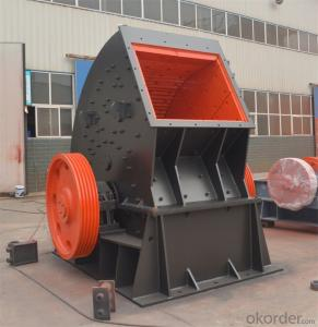 Mine Breaking Equipment|Crushing equipment|Heavy counter hammer crushing equipment