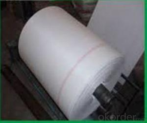 Non-woven Filter Fabric Geotextile Used in Railway  from CNBM China