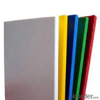 PVC Foam Sheet Sub-light Surface and Elegant Vision