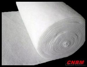 Excellent Water Permeability PP Non-woven Geotextile Construction Companies