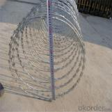 Concertina Razor Barbed Wire Made in China