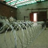 Galvanized Razor Barbed Wire Bto-22 High Quality
